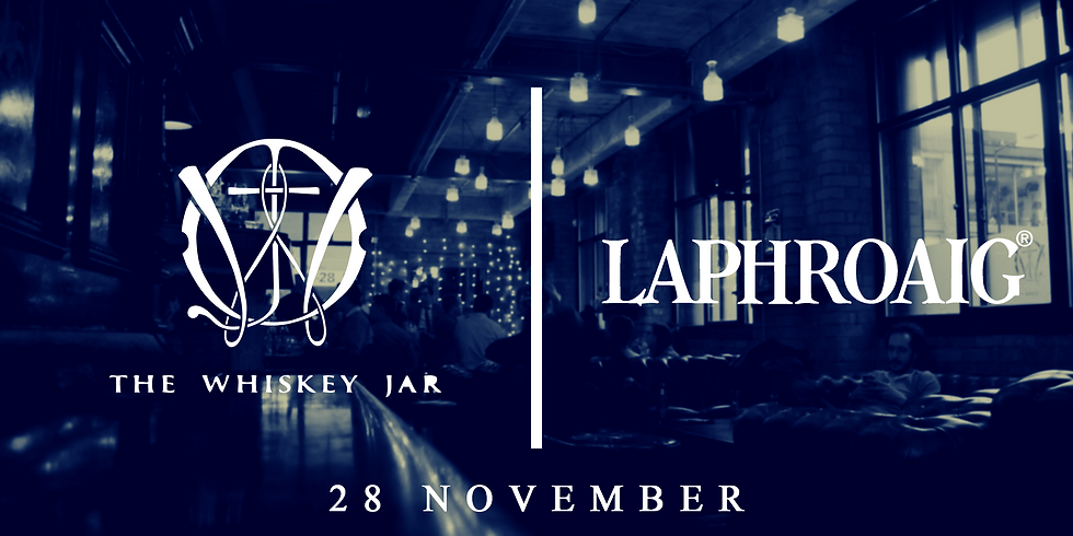 An Evening with Laphroaig - The Whiskey Jar Tastings #5 (2)