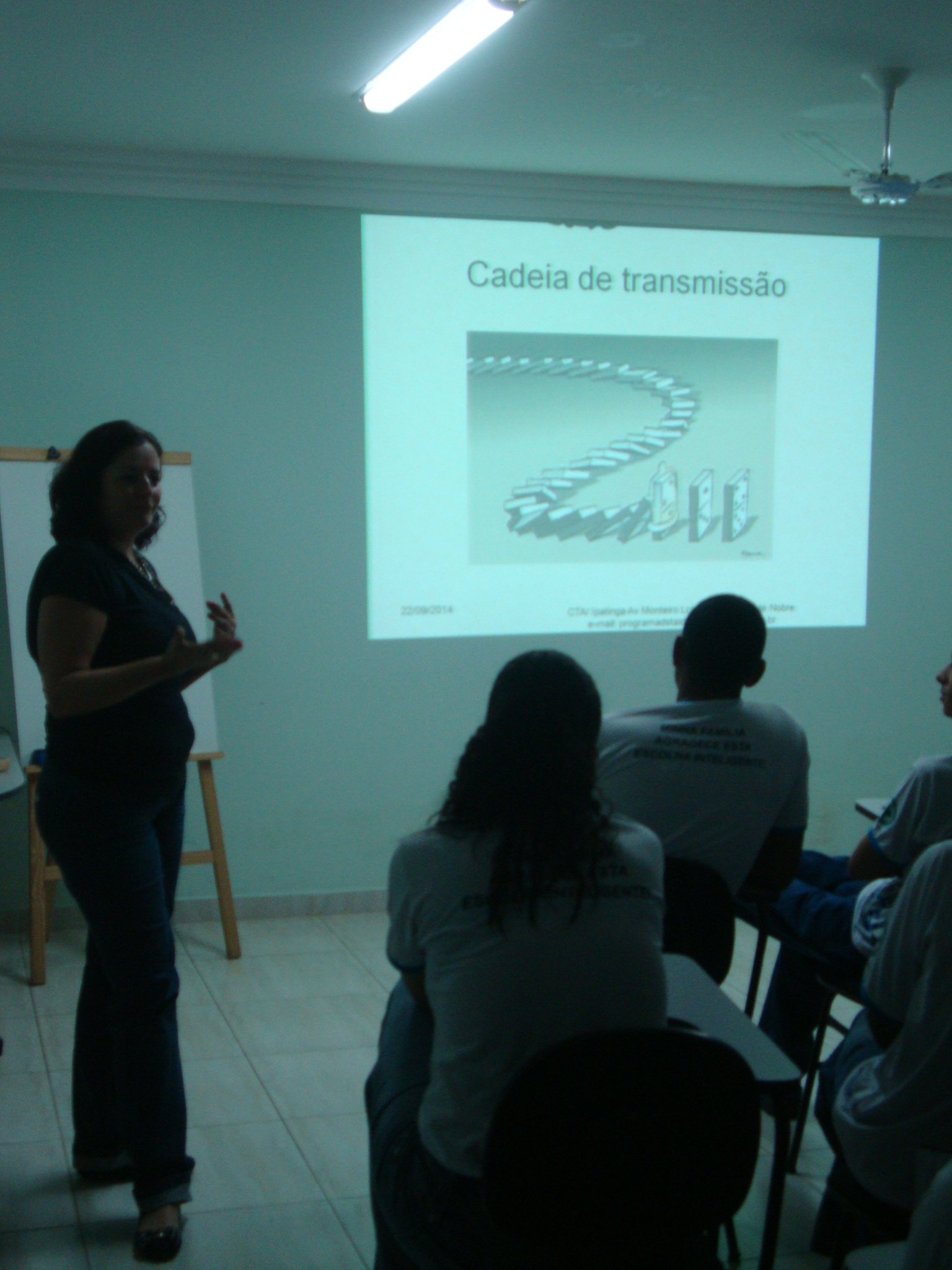 PALESTRA - DST's - 22/09/14