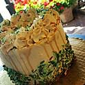 Lemon Lipsmacker Cake