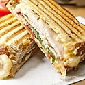 Peppered Turkey Sandwich