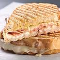 Ham and Swiss Sandwich
