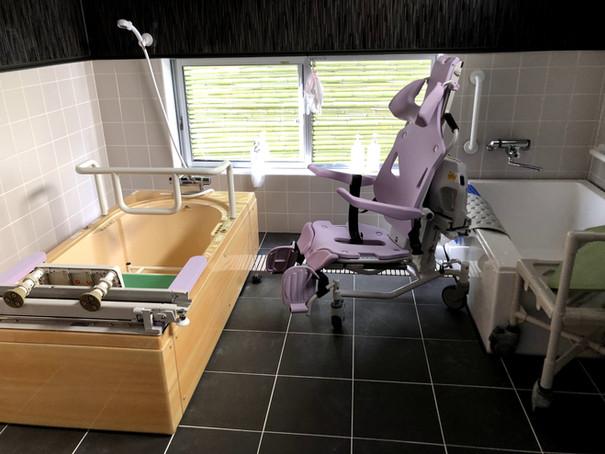 檜の機械浴