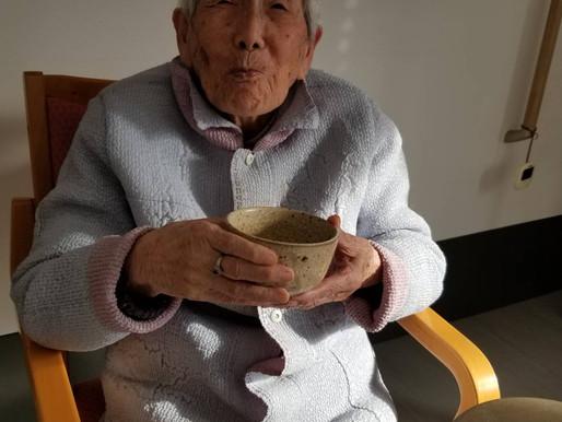お茶会を楽しみました。