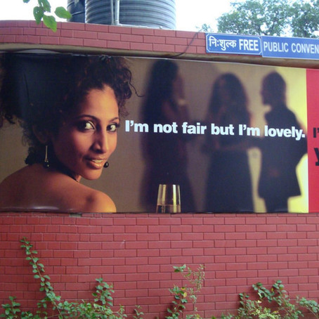 Colorism in India by Ashiyana Ahamed