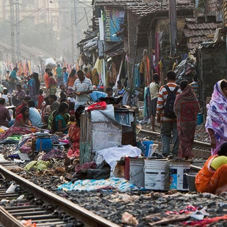 Poverty is Self-Violence by Sherin Benjamin