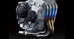 2019ZX1002HKF_Titanium_exhaust_headers_2