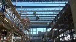Ganja Shopping Center_work at height