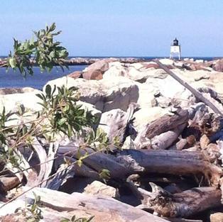 Pier: Lake Superior Ontonagon, MI