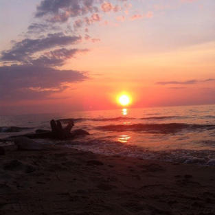Lake Superior Sunset Ontonagon, MI