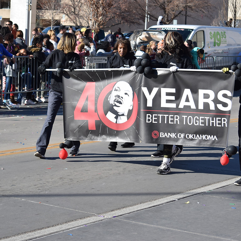 MLK Jr. Holiday Parade