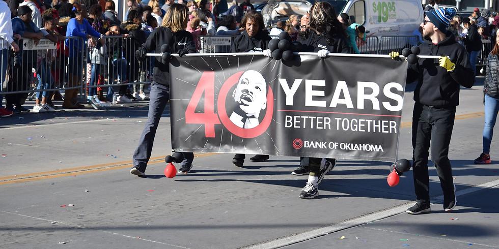 MLK Jr. Holiday Parade