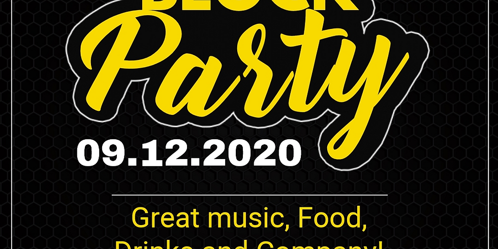 """MLK Coalition Block Party """"We Can't Wait"""""""