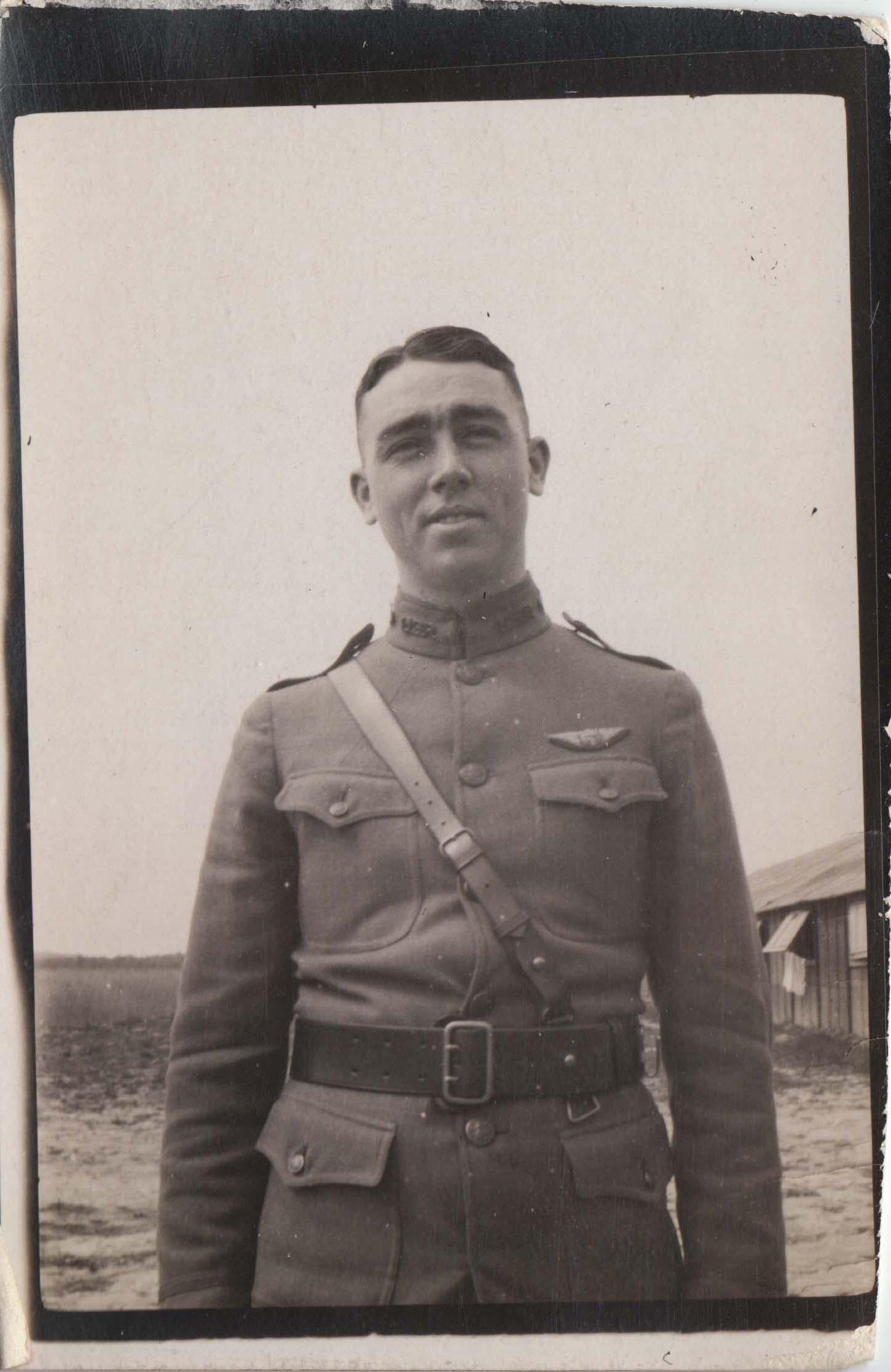 0440 Man in Uniform