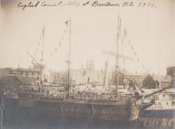 0082 English Ship Providence RI 1912