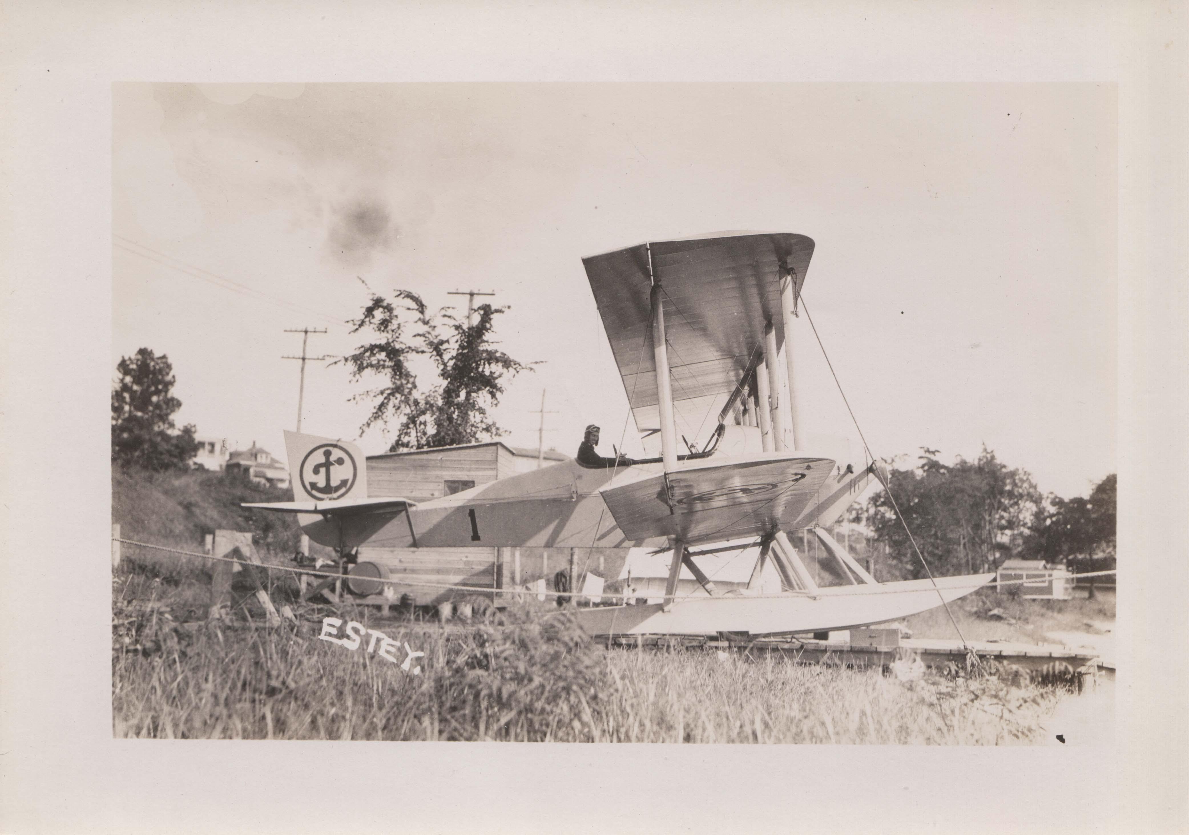 0041 Airplane Side