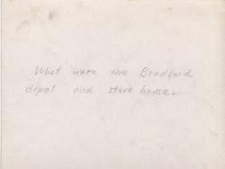 0212B Writing _What were the Bradford..._
