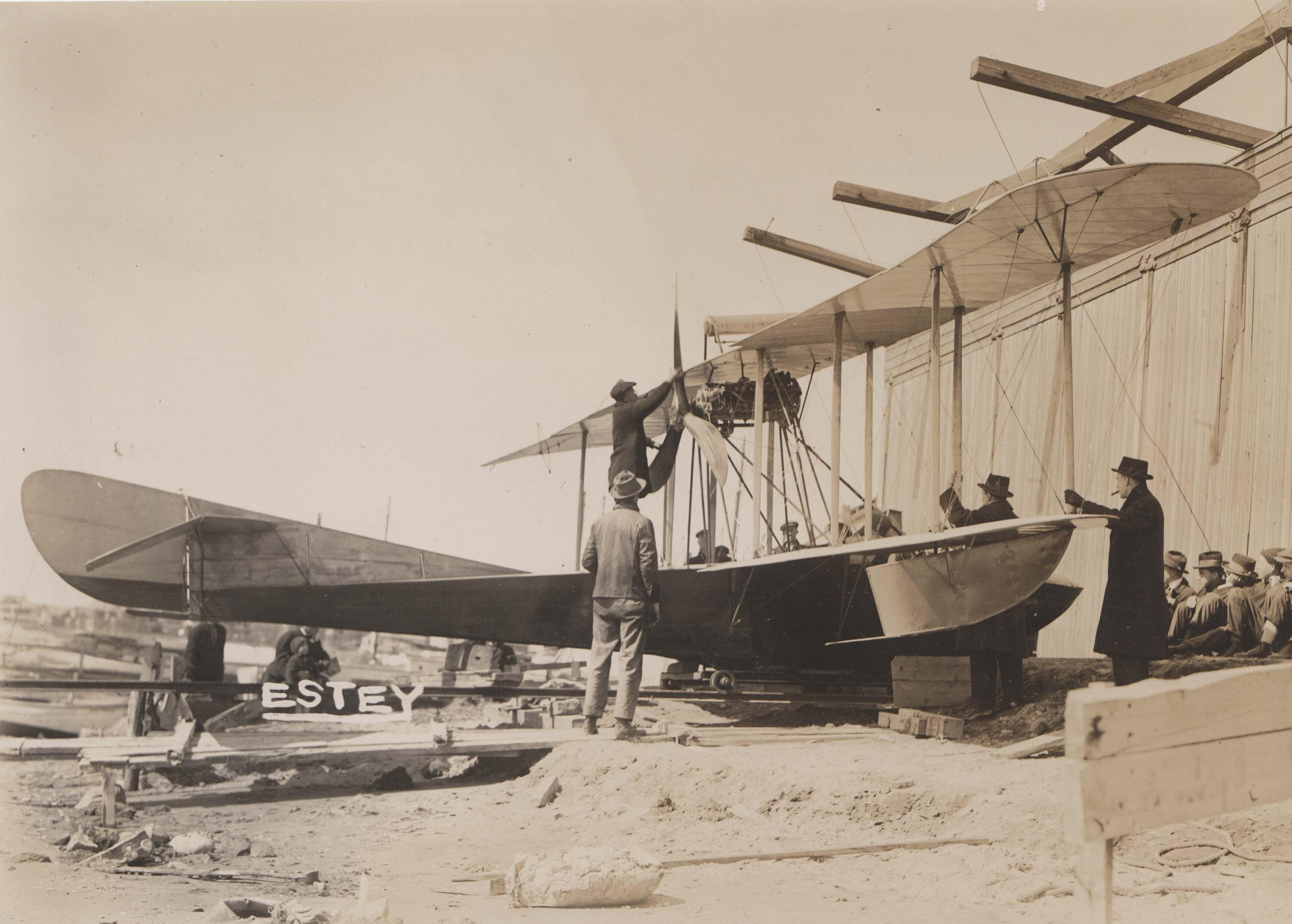 0044A Flying Boat July 1915