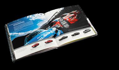 Nissan GTR Car Book Spread 12