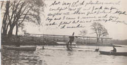 Jack McGee Hydroplane ditch