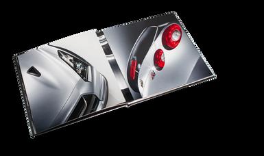 Nissan GTR Car Book Spread 04