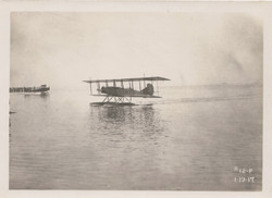 0057 Aeroplanes on Water