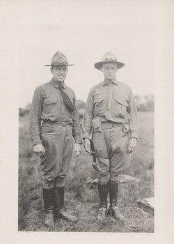 0194 Two Military Officers