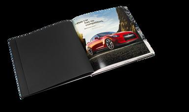 Nissan GTR Car Book Spread 01