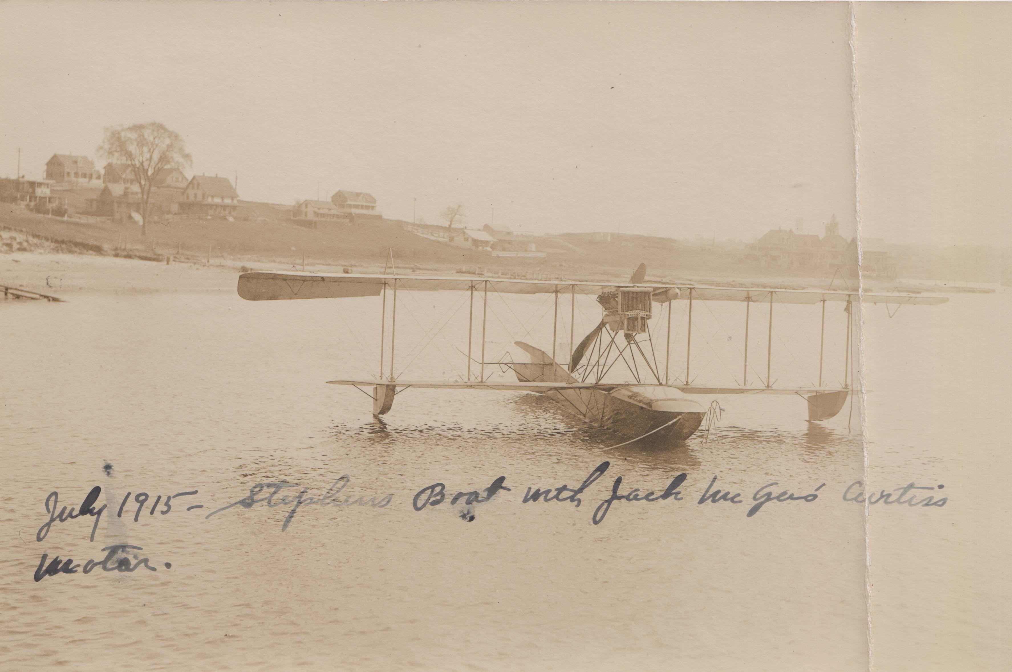 0047 Flying Boat Center July 1915