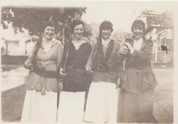 0421 Four Women with Rifles