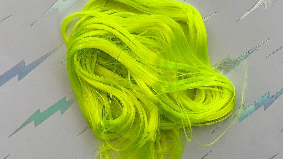 HQG1C Nylon Hair - Surprising Yellow - For Custom Ponies