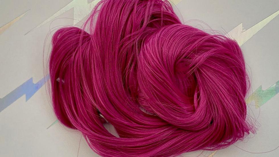 HQG1C Nylon Hair - Magenta Magic - For Custom Ponies