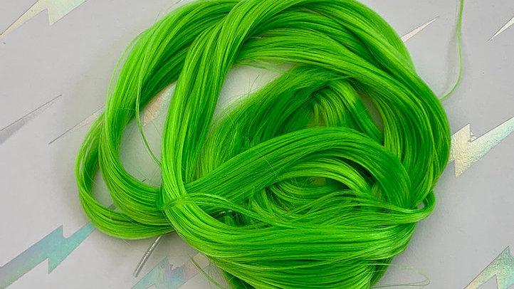 HQG1C Nylon Hair - Garland Green - For Custom Ponies