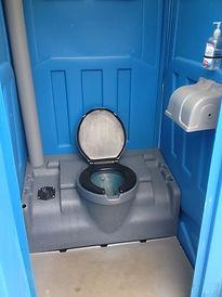 Construction Site Porstable Toilet