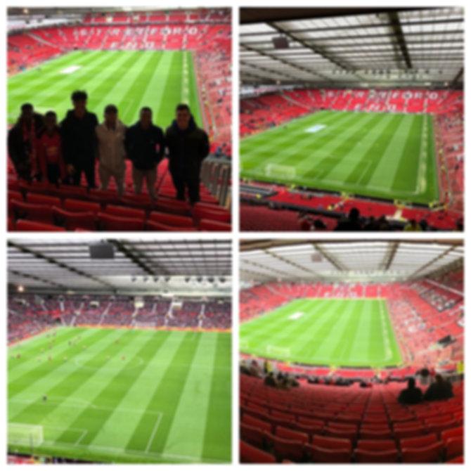 ETFA watch Man Utd v Southampton