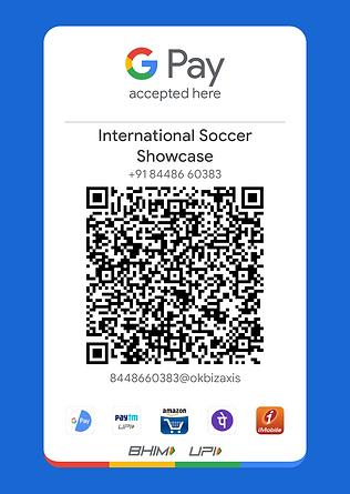 International Soccer Showcase QR Code.pn