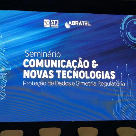ABRATEL promove seminário para discussão da Lei Geral de Proteção de Dados e futuro da comunicação