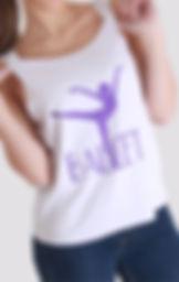 Produtos03 Regata - Gente que ama Ballet