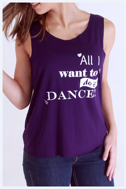 """Regata """"All I Want To Do Is Dance"""""""