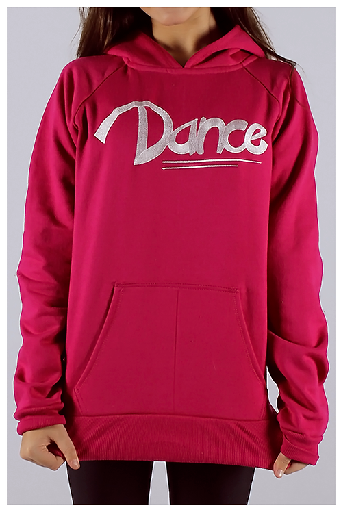 """Moletom """"Dance"""" - Infantil"""