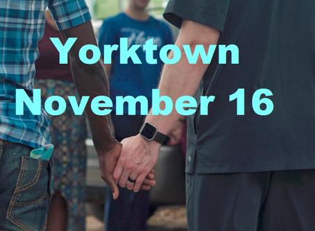 Yorktown November 16