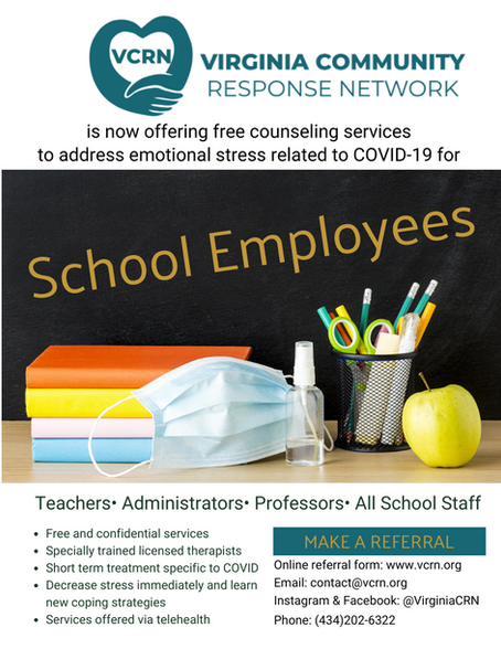 Services for School Staff