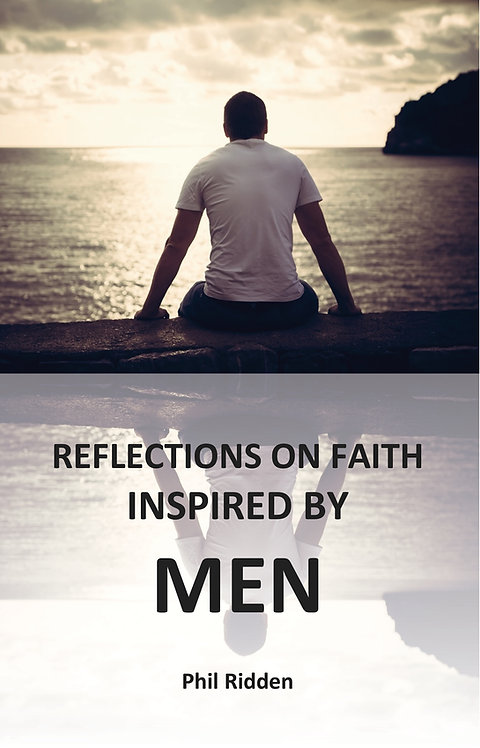 REFLECTIONS ON FAITH INSPIRED BY MEN (ebook)