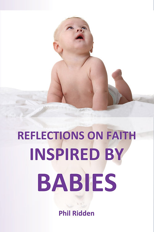 REFLECTIONS ON FAITH INSPIRED BY BABIES (ebook)