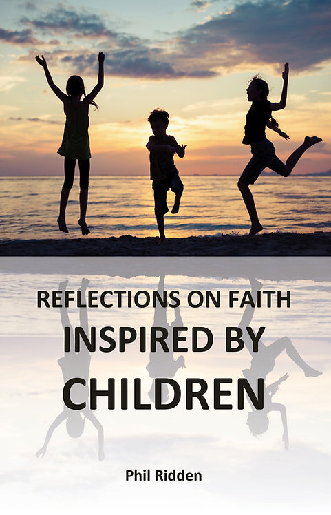 REFLECTIONS ON FAITH INSPIRED BY CHILDREN (ebook)