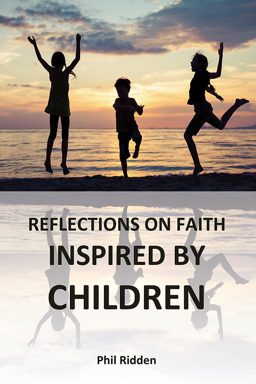 REFLECTIONS ON FAITH INSPIRED BY CHILDREN (Paperback)