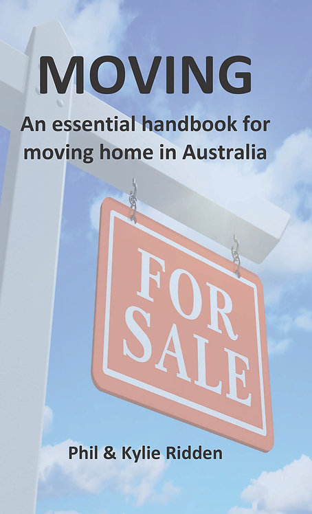 MOVING: An essential handbook for moving home in Australia (Paperback)