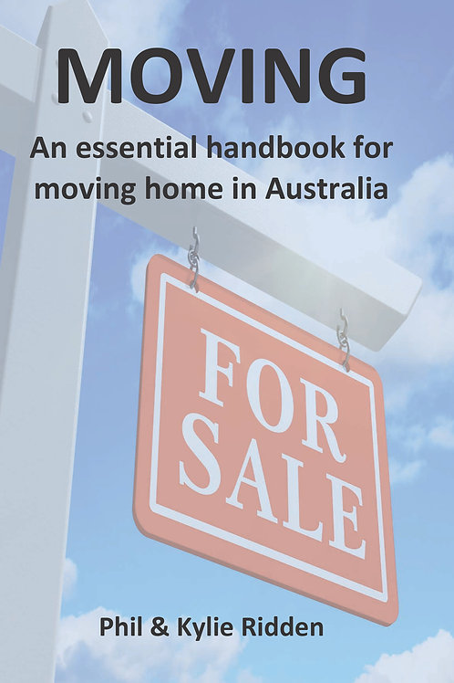 MOVING: An essential handbook for moving home in Australia (ebook)