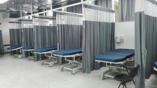 The physiotherapy center of the CES University - Colombia