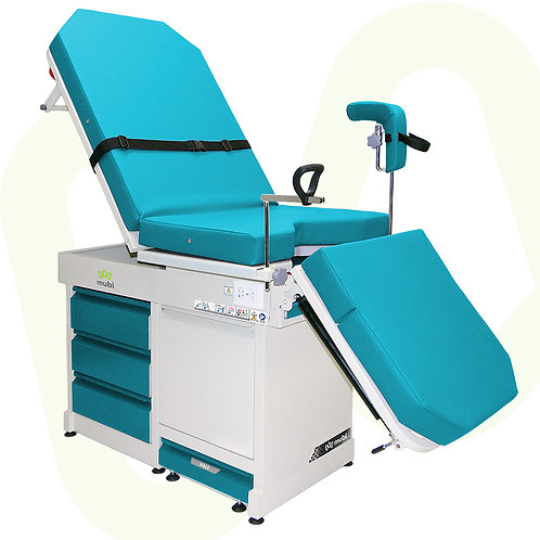 Professional Gynecological Table Three Sections Ref.8410