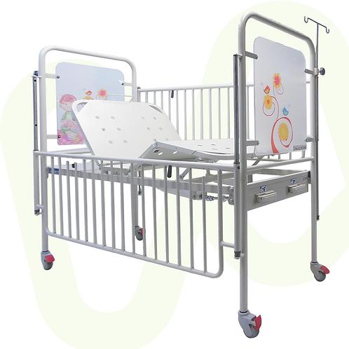 Mechanical Pediatric Crib Ref.314501